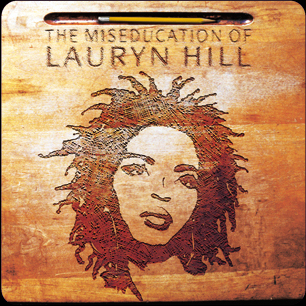 The Miseducation of Lauryn Hill HIGH RESOLUTION COVER ART