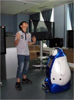 Teacher Robots
