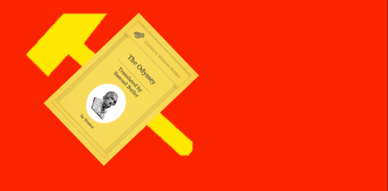 United Workers and Thinkers Flag
